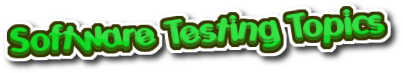Software Testing Topics